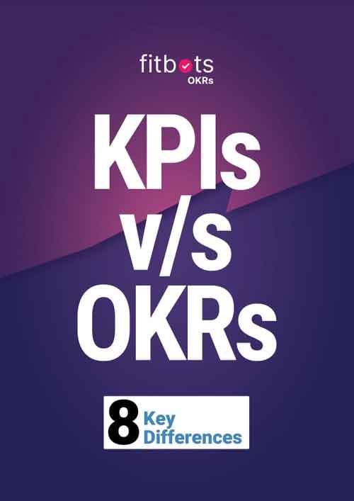 KPIs vs OKRs - What's the difference? | E-book