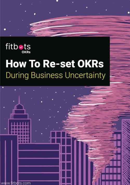 OKRs during business uncertainty | E-book