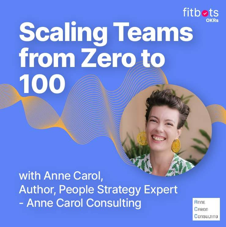 Scaling Teams from Zero to 100