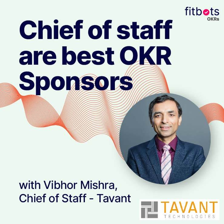 Chief of Staff are Best OKR Sponsors