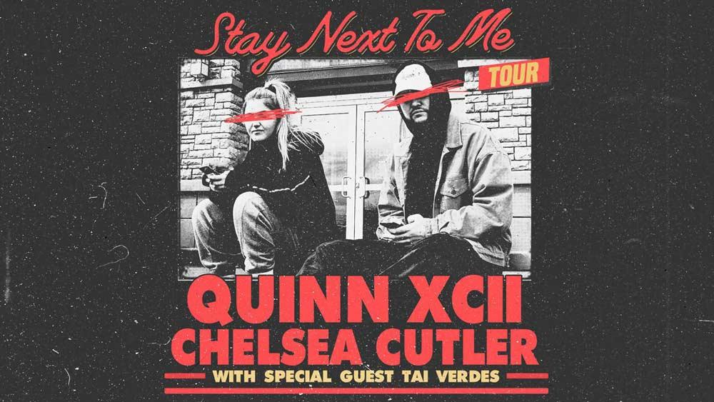 Quinn XCII, Chelsea Cutler Oct 10 2021