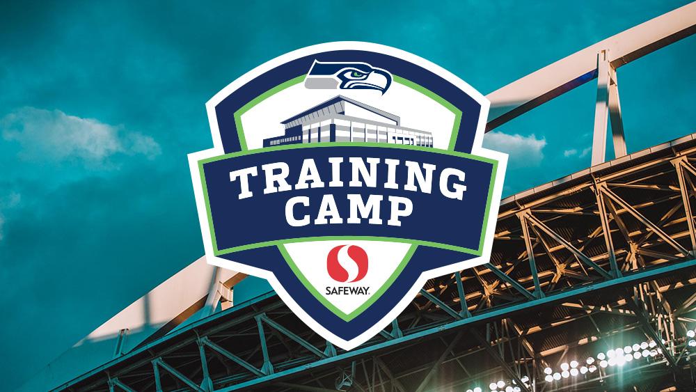 Seahawks Training Camp Aug 08 2021