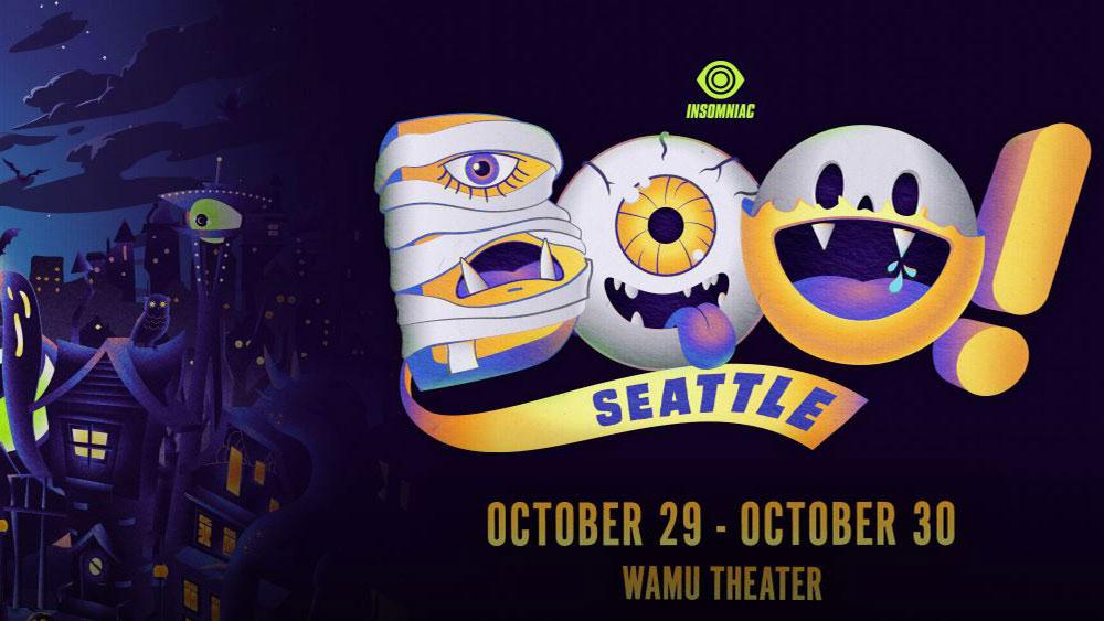 Boo Seattle Oct 29 2021