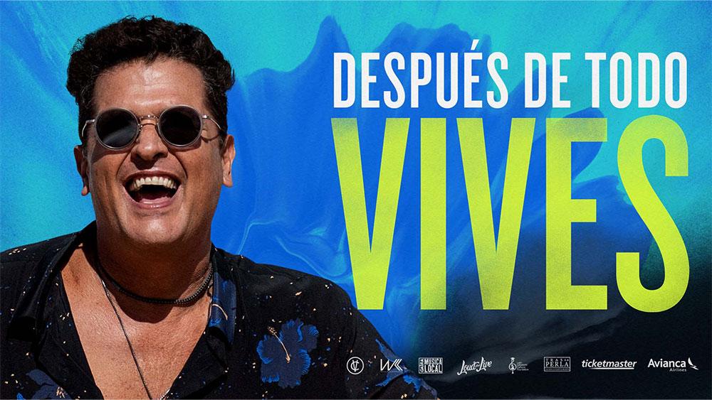 Carlos Vives Jan 13 2022