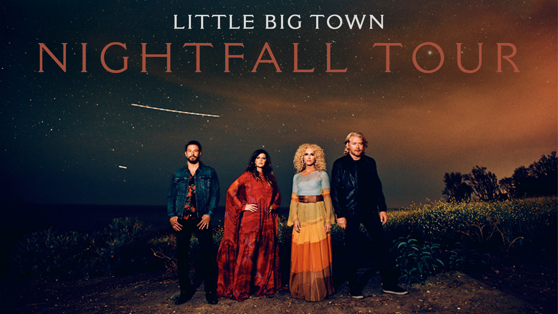 little big town, concert, country music, capital one hall, capital one center, things to do in DC, Tysons