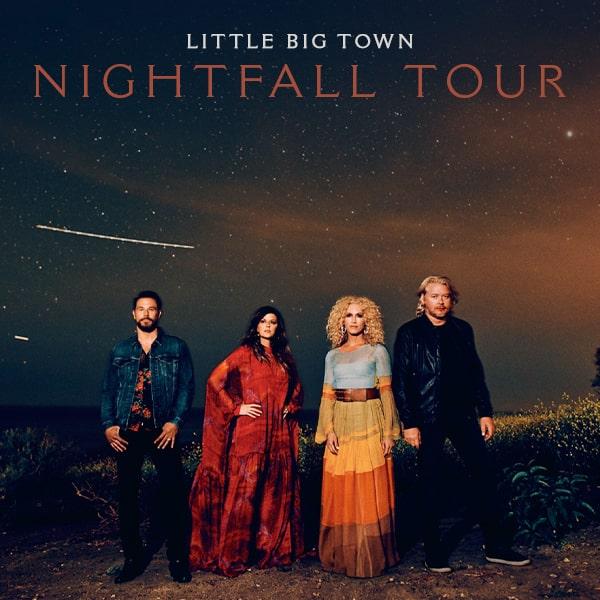 Little Big Town - Nightfall ( Opening )