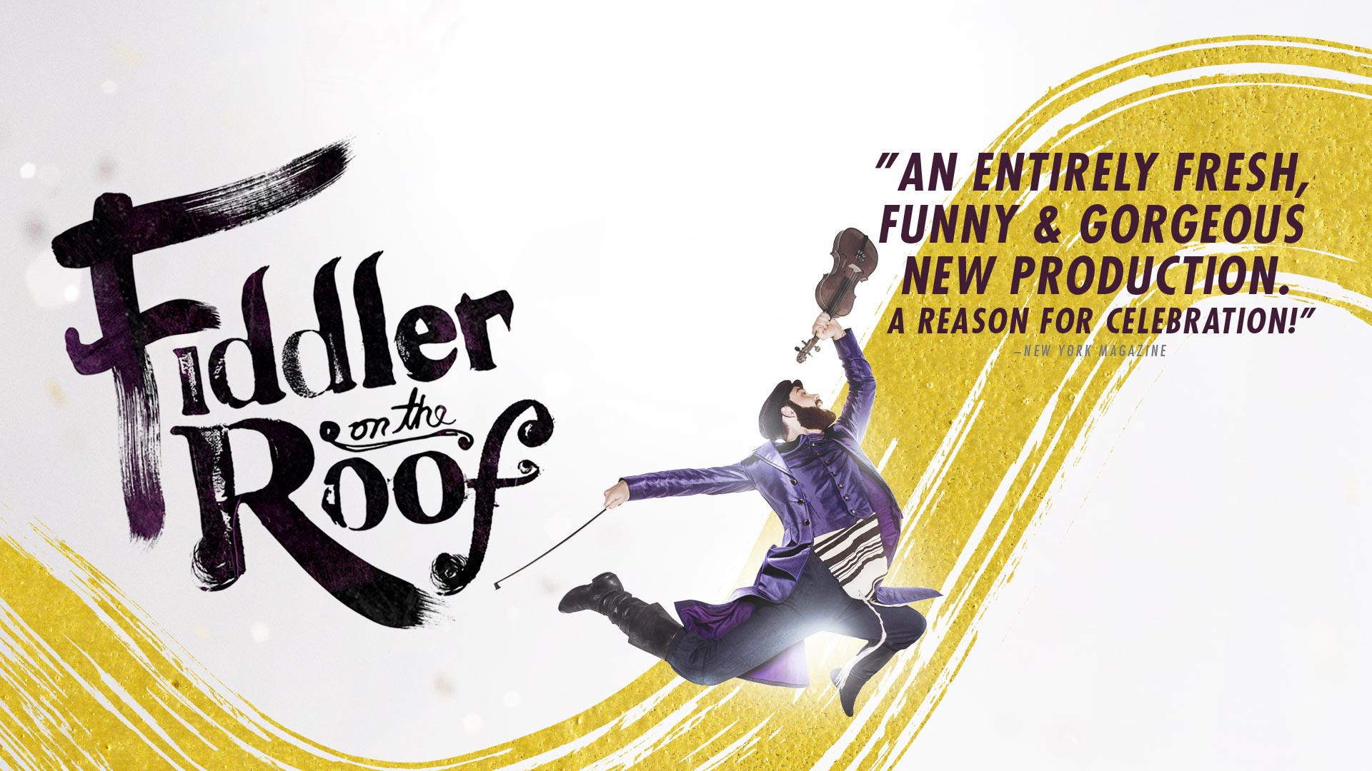fiddler on the roof, broadway, tysons, capital one hall, musical, things to do, capital one center
