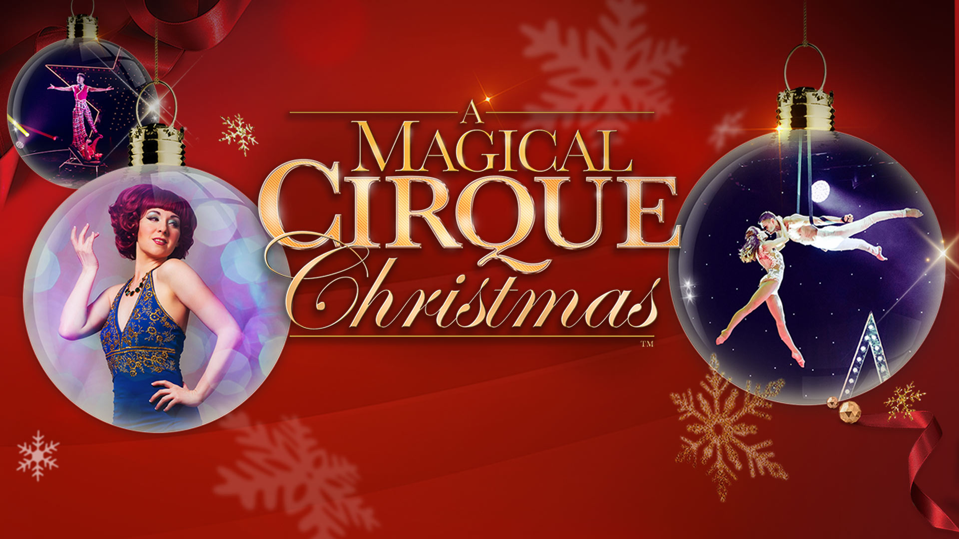 a magical cirque christmas, cirque, holiday show, tysons, capital one hall, things to do, capital one center, family show