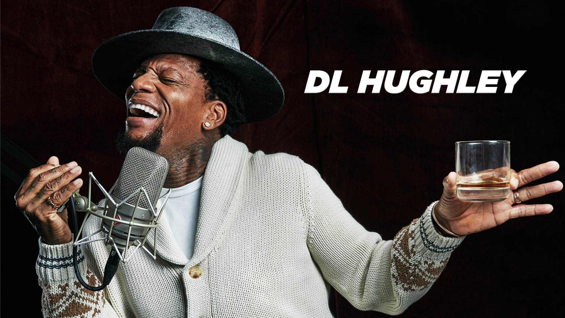D.L. Hughley, comedy, stand up comedy, capital one hall, capital one center, things to do in DC, comedian, Tysons