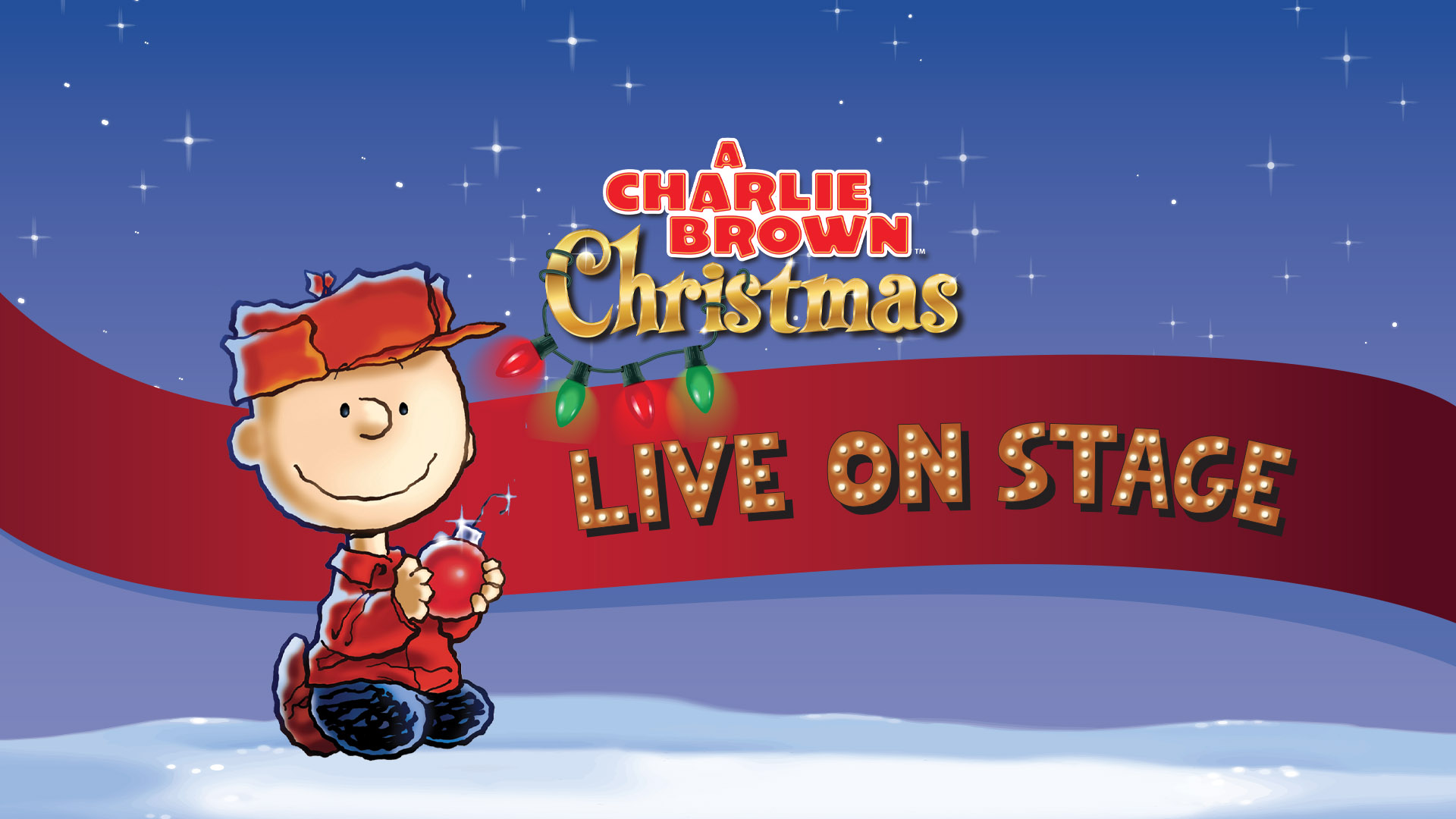charlie brown christmas, holiday show, tysons, capital one hall, things to do, capital one center, family show