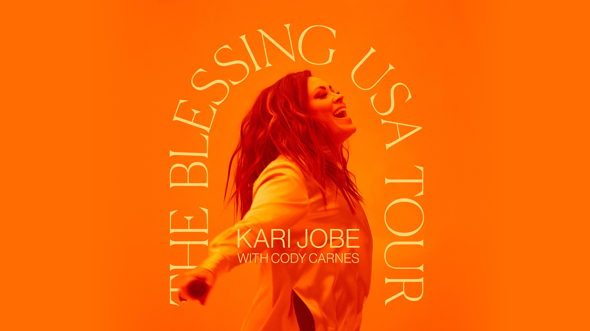 Kari Jobe, Cody Carnes, The Blessing Tour, capital one hall, capital one center, things to do in DC, Tysons, The Belonging Co., Christian music