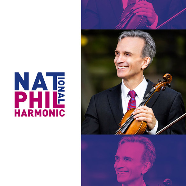 NP: An Afternoon with Violinist Gil Shaham