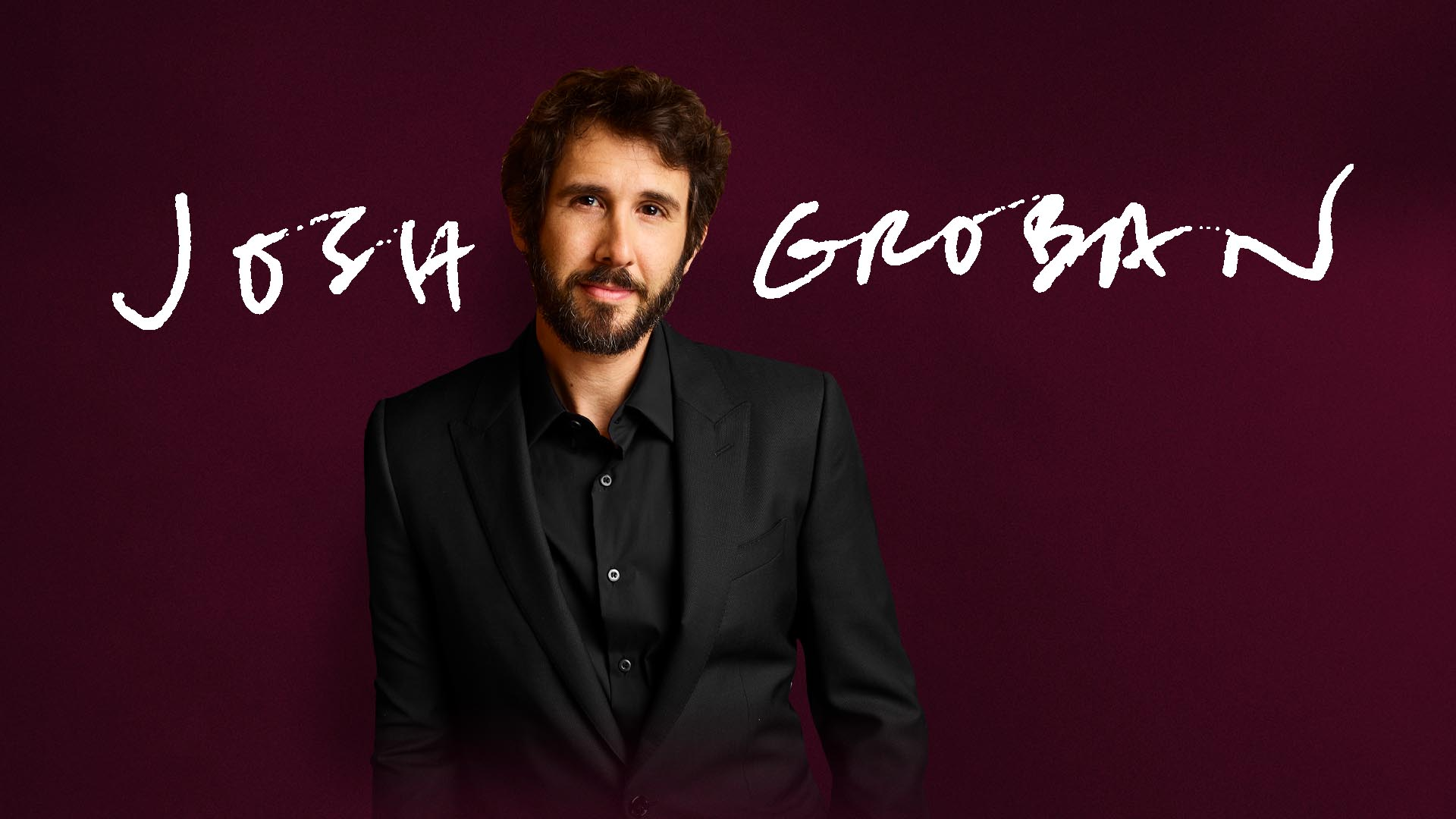 Josh, Groban, Josh Groban, capital one hall, capital one center, things to do in DC, Tysons, classical, orchestra, voice, pops, grand opening
