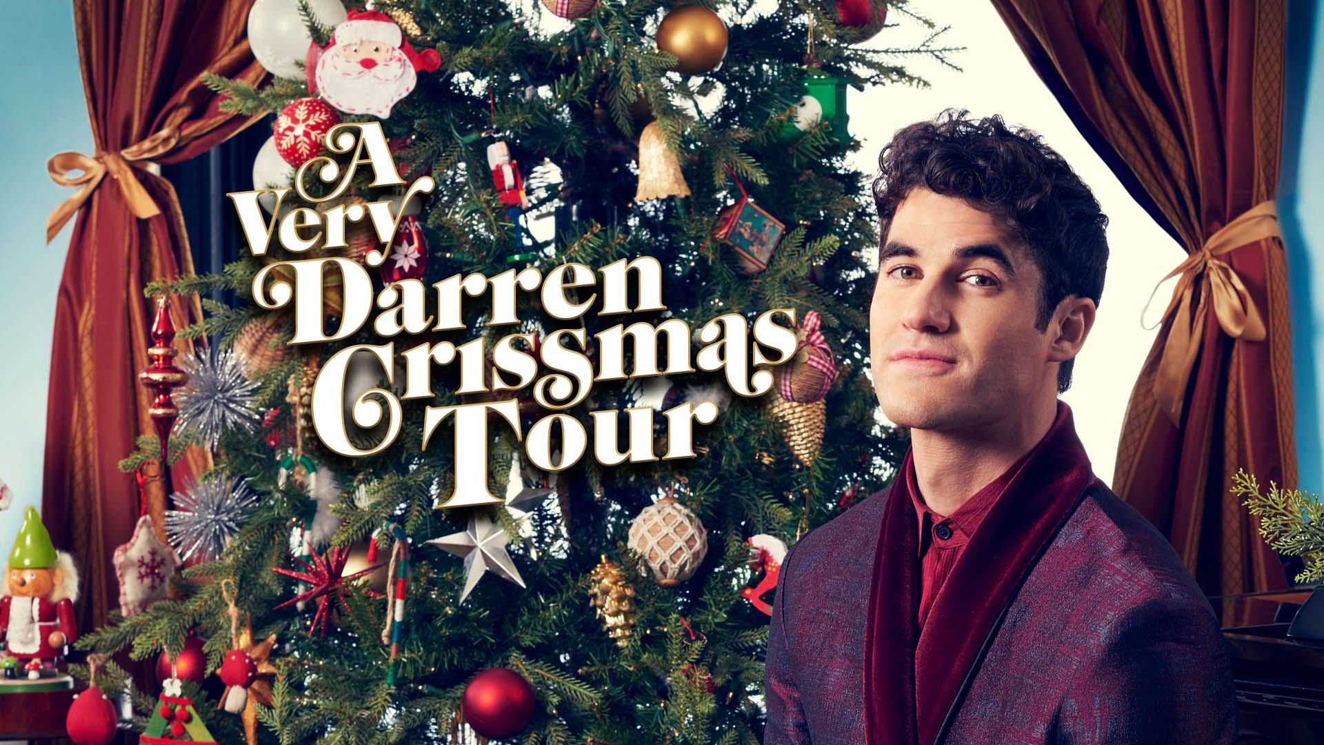 Darren Criss, Glee, capital one hall, capital one center, things to do in DC, Tysons, Crissmas