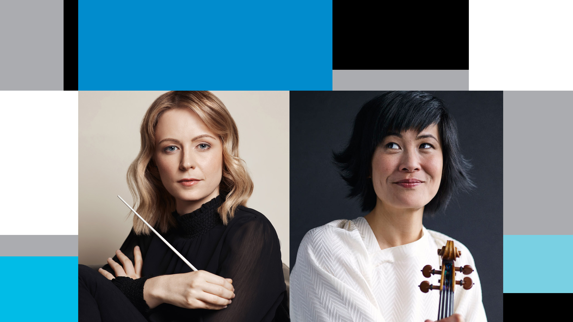 National Symphony Orchestra, Gemma New, Jennifer Koh, violin, Ralph Vaughan Williams, Missy Mazzoli, Jean Sibelius, capital one hall, capital one center, things to do in DC, Tysons, symphony, orchestra