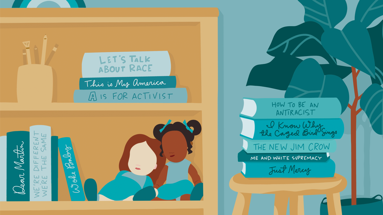 Anti-Racism Resources for Parents and Kids