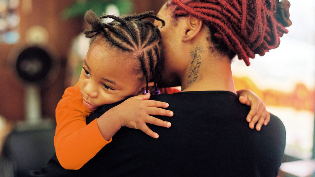 Grief and The Black Mother