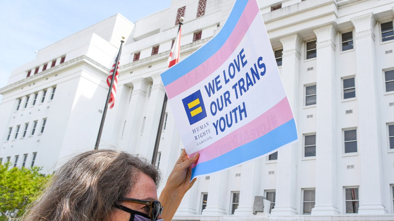 Why Arkansas Anti-Trans Law Is So Dangerous for LGBTQIA+ Youth
