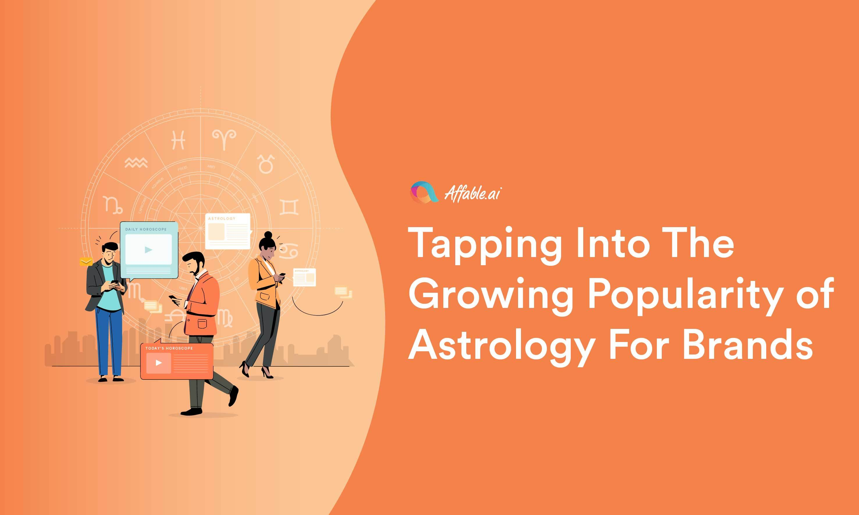Tapping into the Growing Popularity of Astrology For Brands