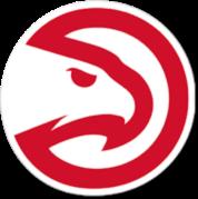 Atlanta Hawks Basketball Team Logo