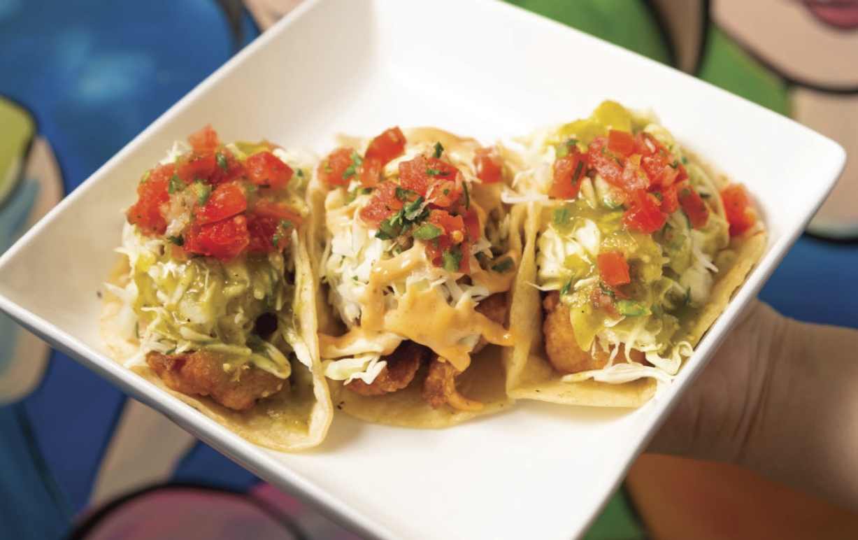 Izote Latin Cocina offers a wide range of authentic Salvadorian food and drinks.