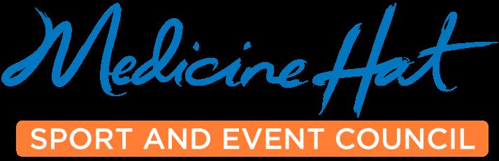 Medicine Hat Sport & Event Council logo.