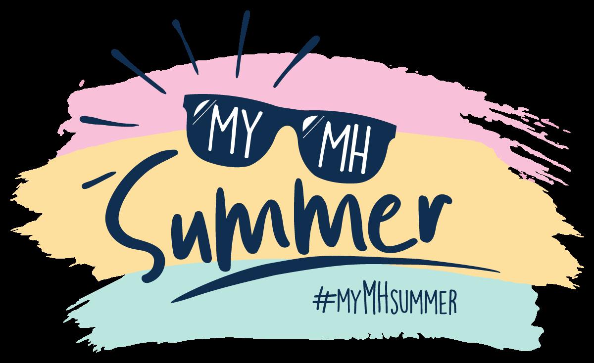 MyMH Summer campaign logo