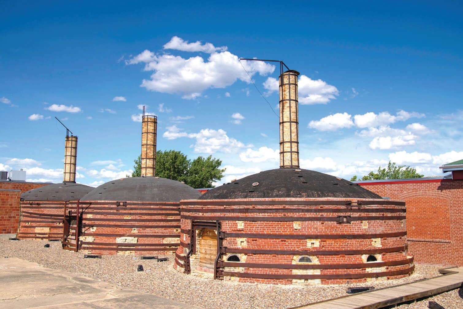 Medalta Historic Clay District