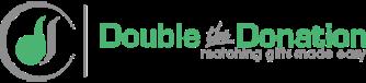double the donation logo