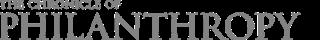 The Chronicle of Philanthropy  logo
