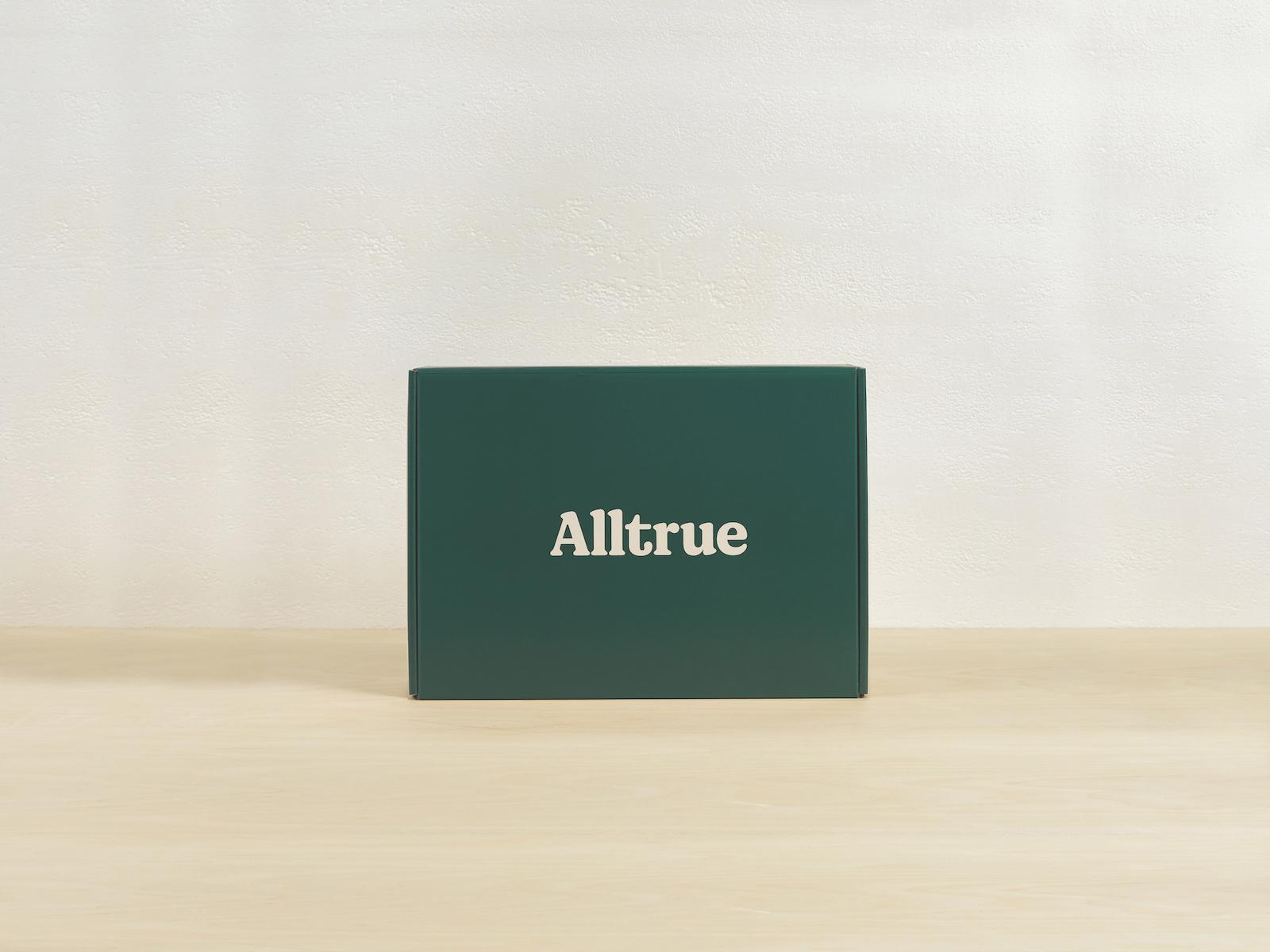 Alltrue Box photo evergreen design