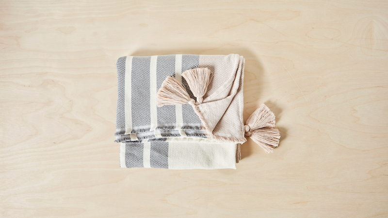 Imani Collective Woven Throw Blanket photo for Member Favorites section