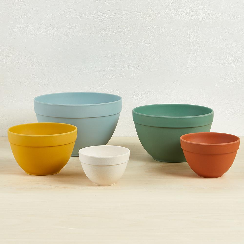 Bamboozle 5-piece nesting bowls product image
