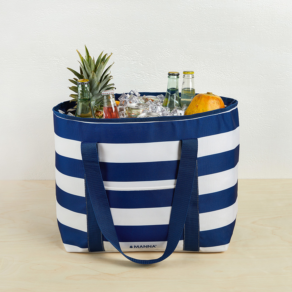 MANNA Hydration Nautical Cooler photo for Summer Box preview