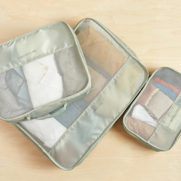 MYTAGALONGS Packing Cubes