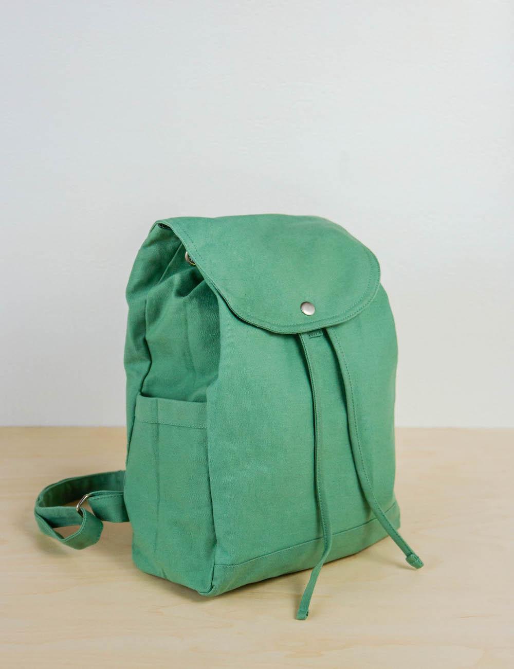 Palm + Perkins Backpack - look inside