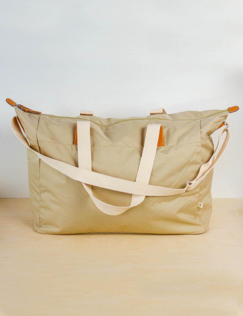 Boon Supply Weekender Bag - Look Inside