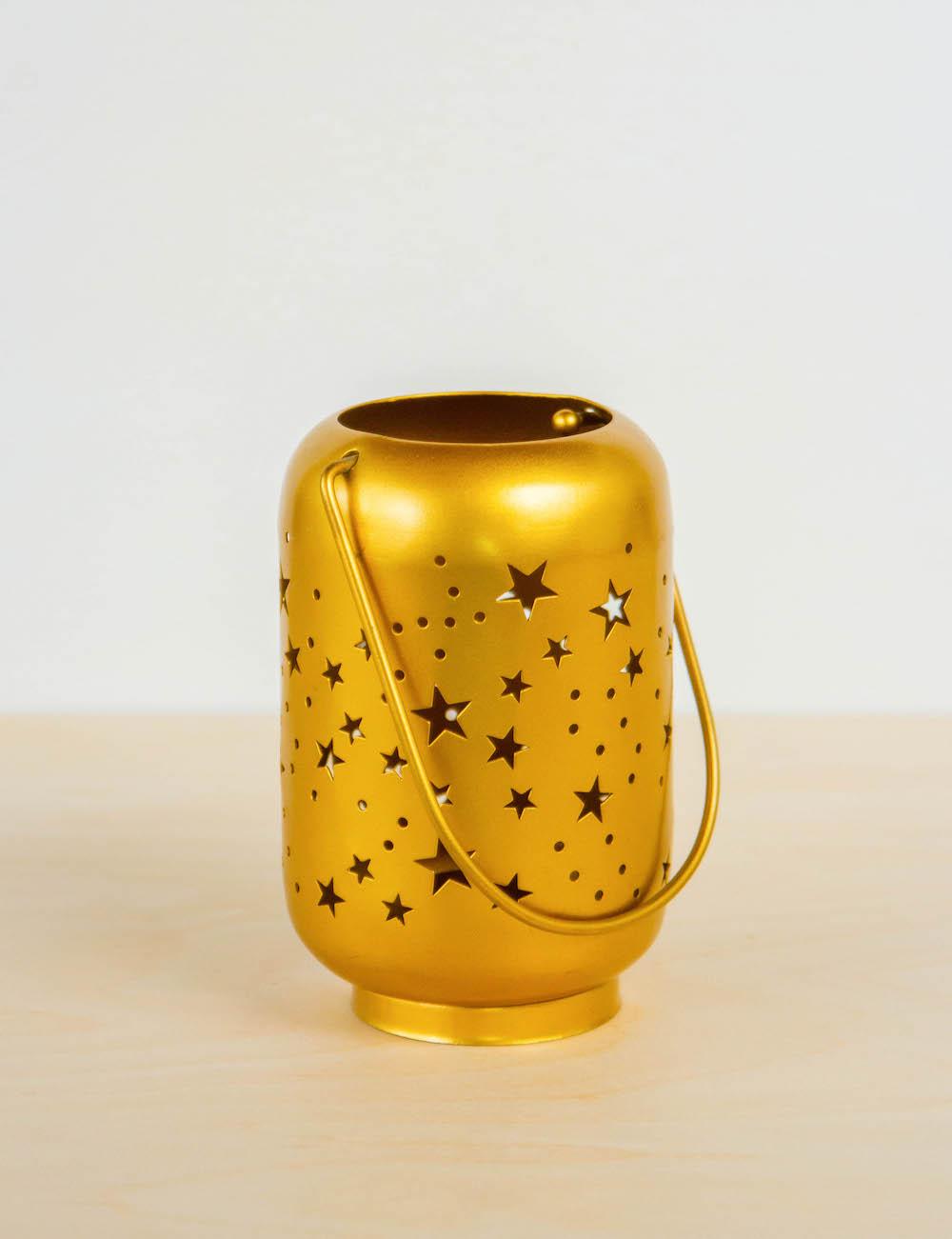 Artisan Direct Milky Way Lantern Look Inside