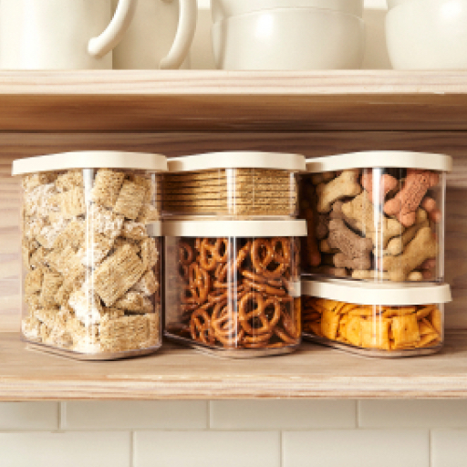small:hours pantry containers