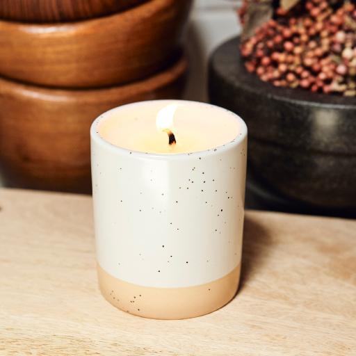 Botanica Candle ceramic