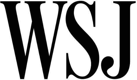 Wall Street Journal black logo