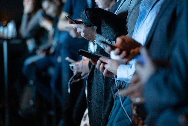 Public on phones