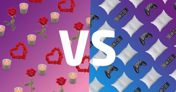 Kärleken är runtom oss och vi har gjort ett kul test för dig!   Vivus.se