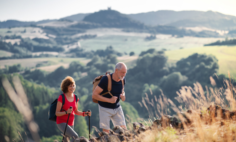 How Getting Outdoors Heals Body and Mind