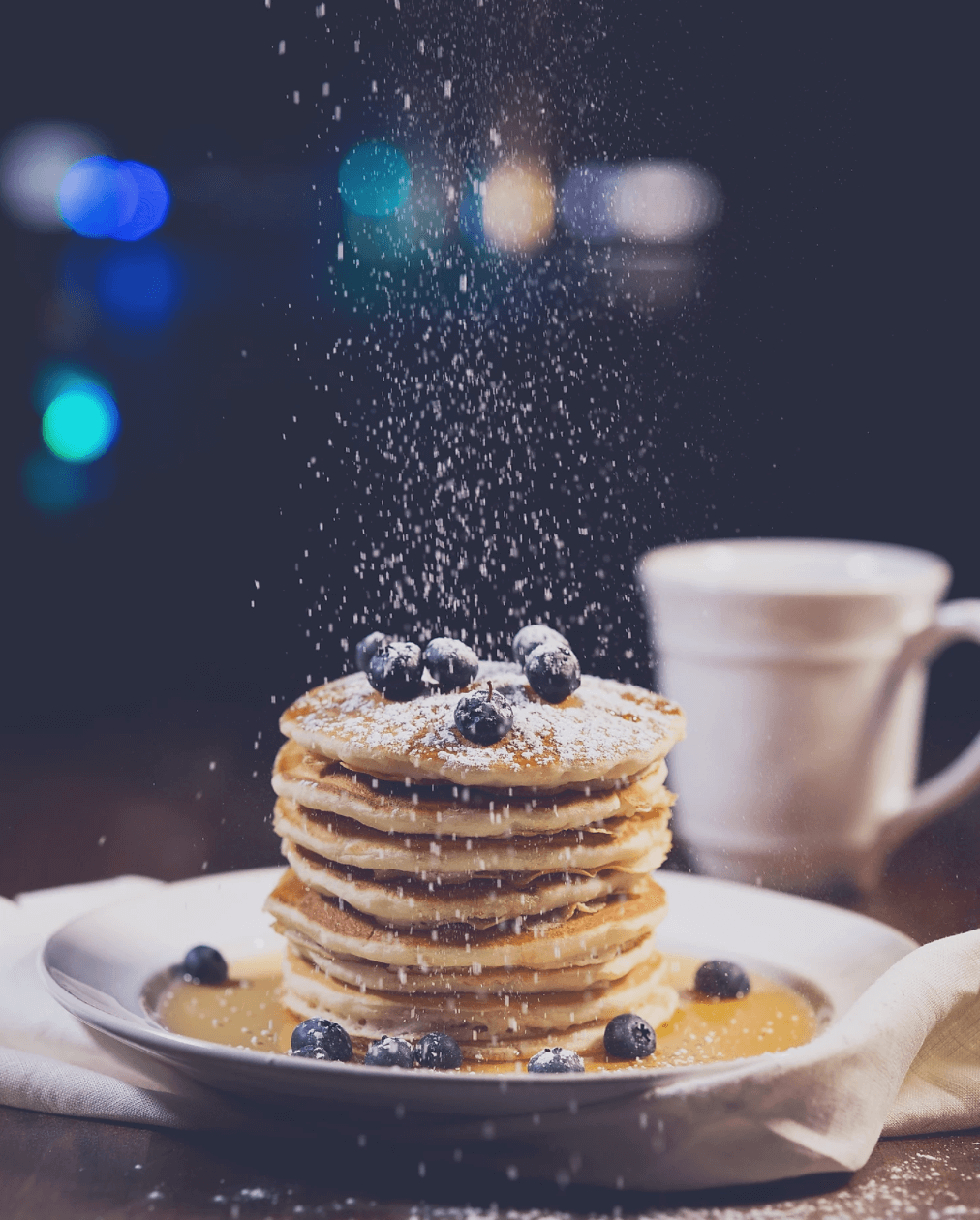 Recipes for Recovery: Sweet Potato Pancakes