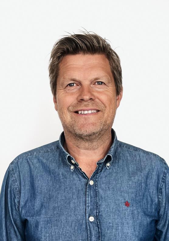 Vår säljare Niklas Stjernlöf hjälper er genom hela processen
