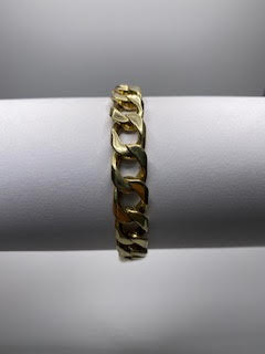 Cuba Link Gold Bracelet