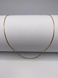 Gold Box Chain