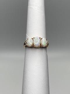 Woman's Opal Ring