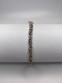 Sterling Silver linked chain